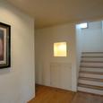 1階ホールと階段