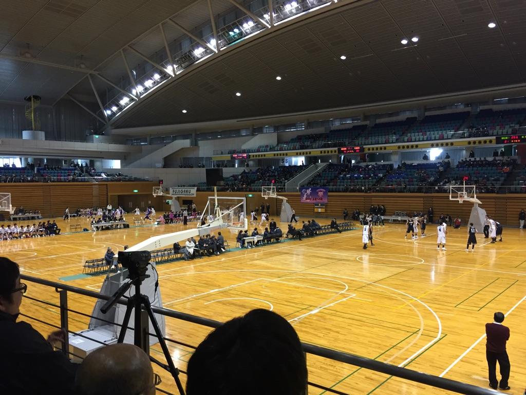 新人・関東大会観戦