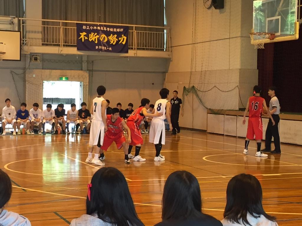 東京の春季大会・応援