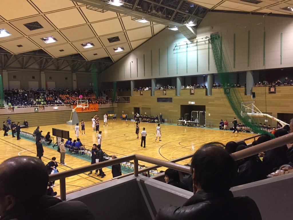 神奈川高校バスケ新人大会
