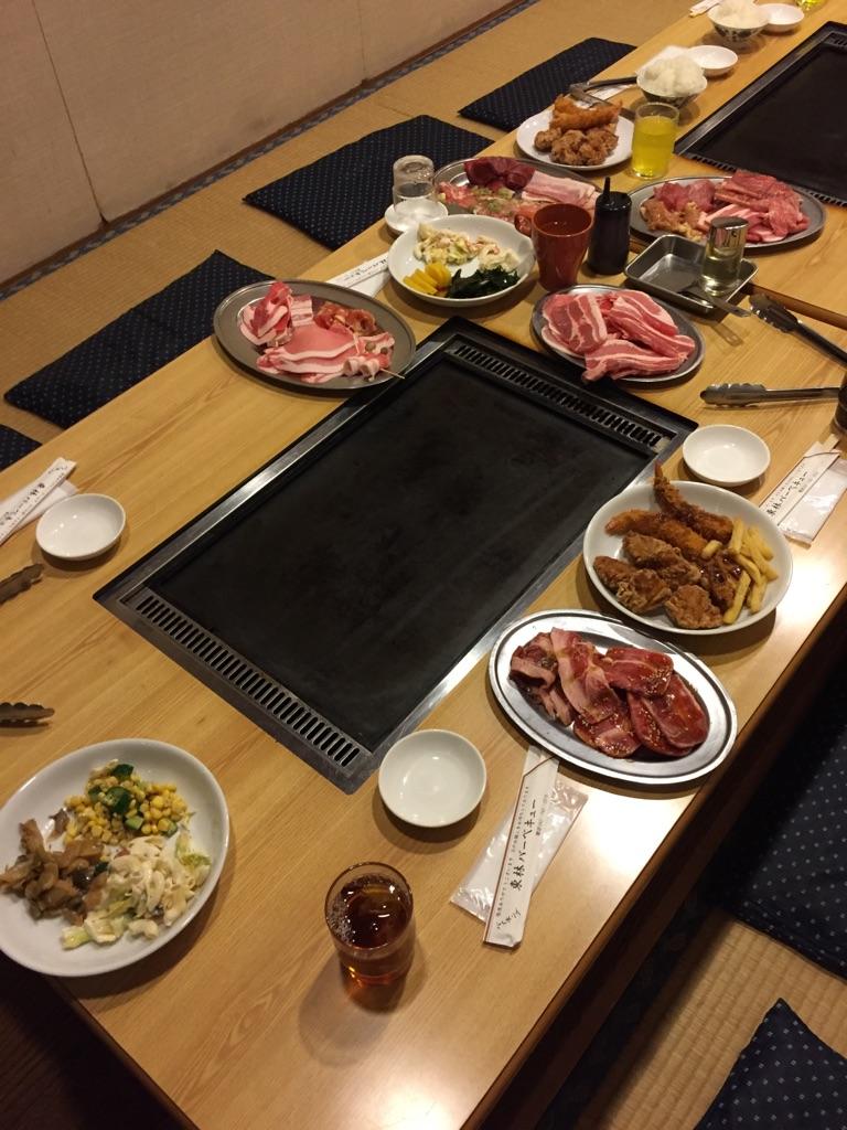 教え子との食事会