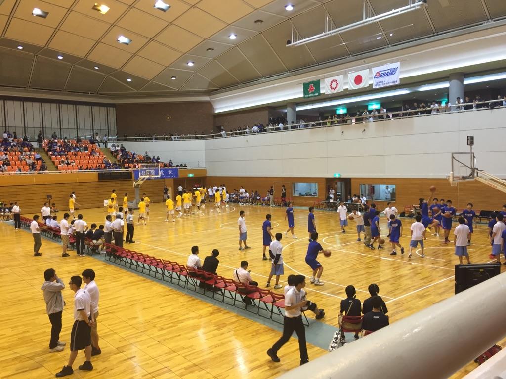 関東大会観戦!