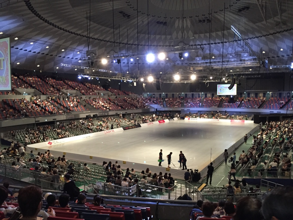 THE ICE 2016 in 大阪