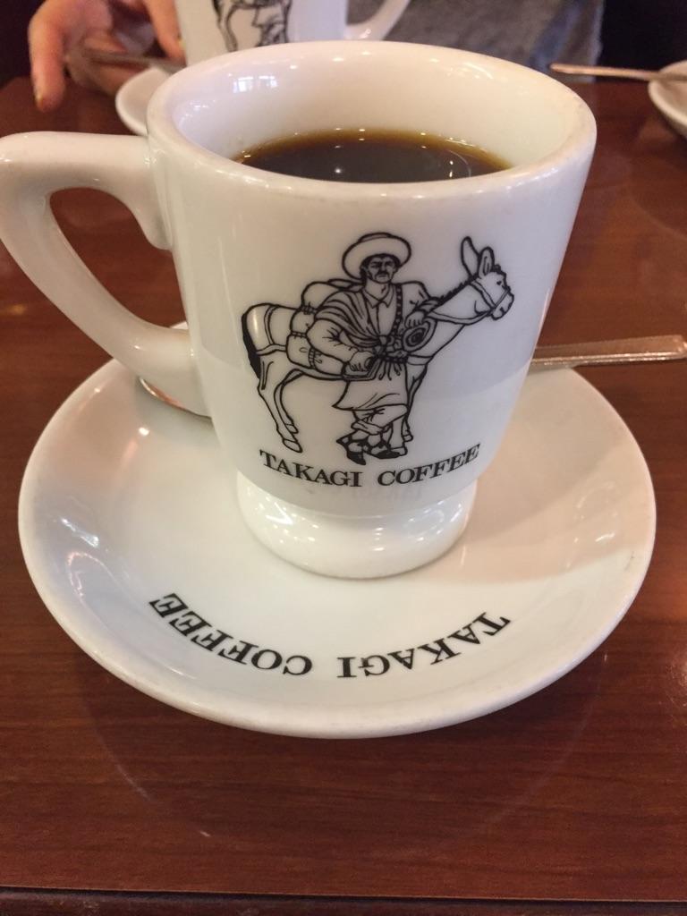喫茶店のモーニング