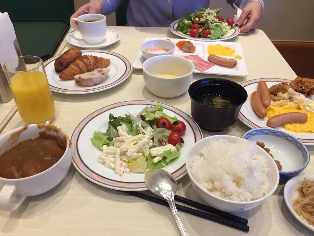 長野での食事