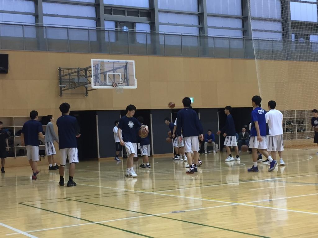 大学練習試合0331