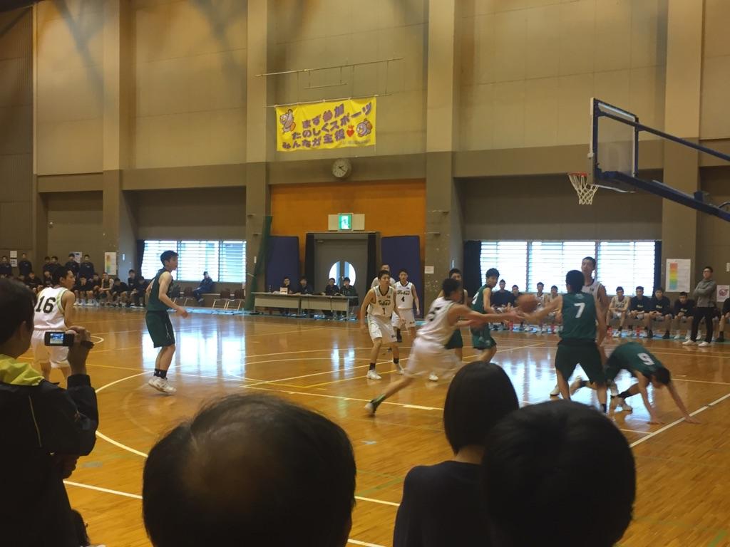 埼玉カップ1日目を観戦