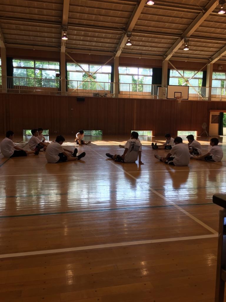 平日練習0522