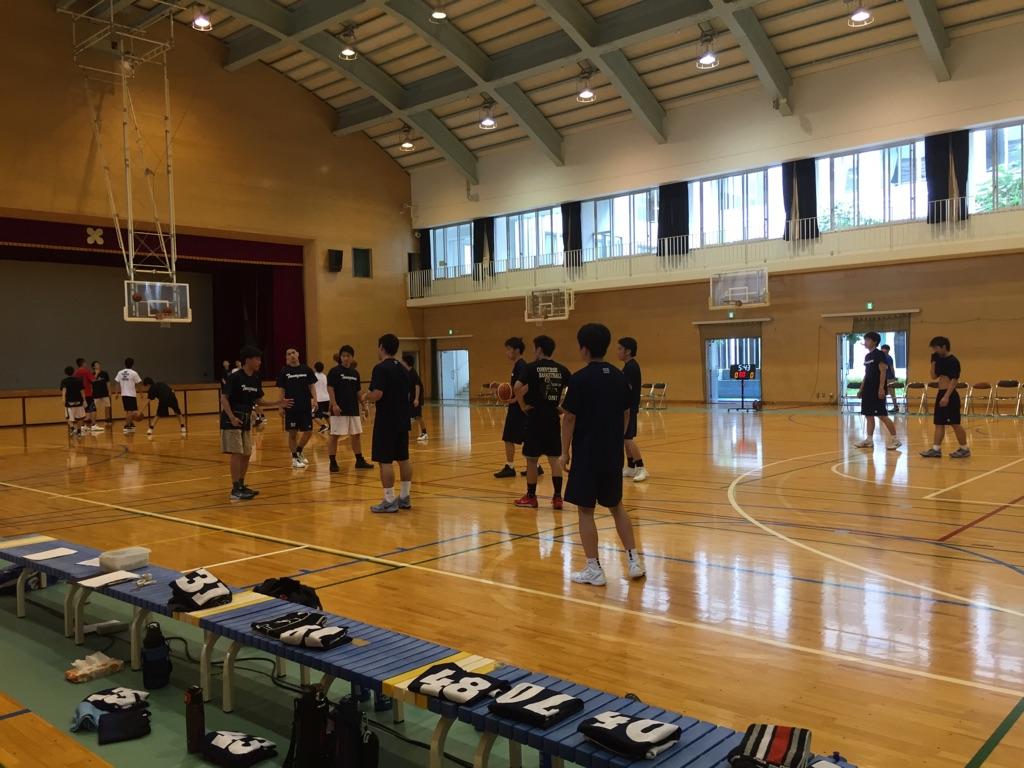 大学練習試合0802