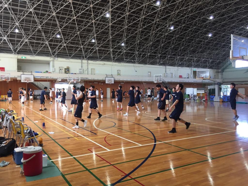 大学練習試合0821