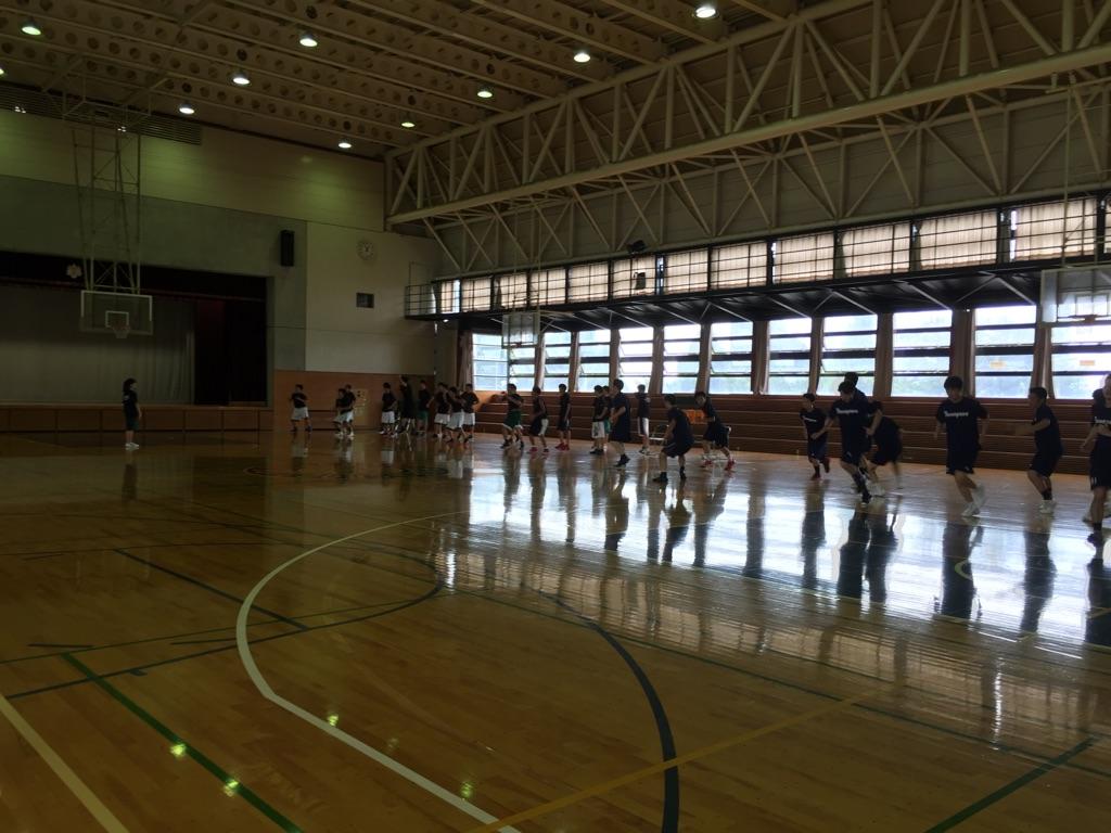 大学練習試合0825