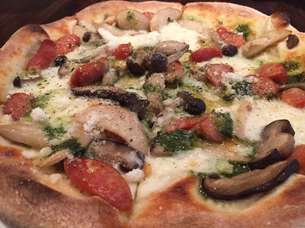 美味しいピザランチ!