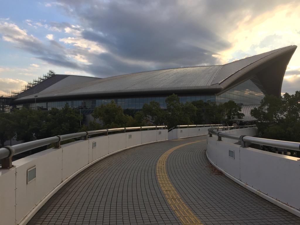 スケート観戦と名古屋メシ